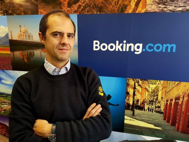 Koldo Sagastizábal, Hotels Area Manager de Booking.com